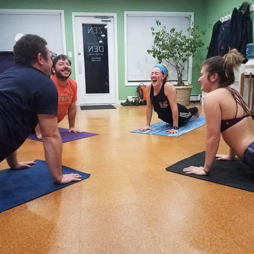 200-Hour Yoga Teacher Training, Muddy Feet Yoga | Iowa City, Iowa